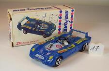 Majorette 1/60 Nr. 239 Matra Simca 670 Le Mans Rennwagen OVP #017