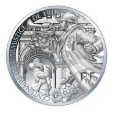 "Pièce de 10 euros ""Grande Guerre"" 2018"