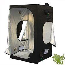 NEW 4' x 4' x 6.6' MYLAR Hydroponics Grow Room Tent Cabinet by iHidro