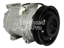 New A/C AC Compressor Fits: 1998 1999 2000 2001 2002 Toyota Corolla L4 1.8L DOHC