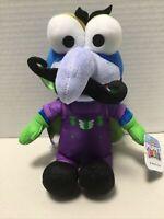 "Disney Junior Muppet Babies Dr. Meanzo Gonzo 9"" Plush (New)"