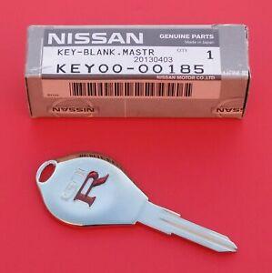 GENUINE Nissan Skyline GTR R32 R33 RB26DETT GTR Key Blank