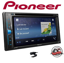 Pioneer AVH-A210BT 2DIN MP3-Autoradio Bluetooth USB iPod AUX VW,Opel,Mercedes