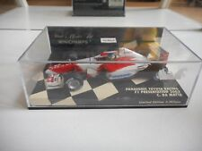 Minichamps F1 Formula 1 Panasonic Toyota Racing 2003 Matta in White - 1:43 - Box