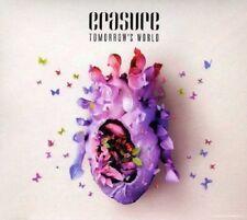 Erasure - Tomorrows World Mbb20091 CD