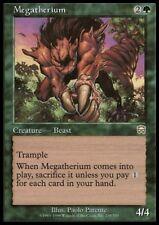MTG 1x MEGATHERIUM - Mercadian Masques *Rare Beast NM*