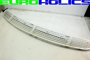 OEM Mercedes W251 R350 06-10 Front Center Hood Upper Vent Grille Grill White