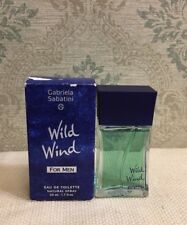 Wild Wind By Gabriela Sabatini~Muelhens 1.7oz/50ml EDT Spray Men As Is