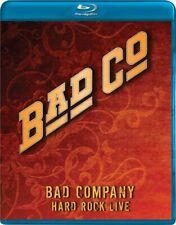 Bad Company: Hard Rock Live (2 Disc, Blu-ray + CD) BLU-RAY NEW