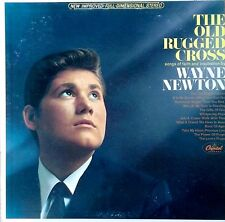 WAYNE NEWTON - THE OLD RUGGED CROSS - CAPITOL LP - STEREO PRESSING