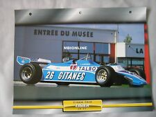 Ligier JS17 Dream Cars Card