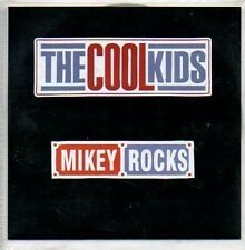 (760B) The Cool Kids, Mikey Rocks - DJ CD