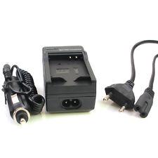 EU Plug BATTERY CAR CHARGER FOR BLN-1 BLN1 OLYMPUS OM-D E-M5 E-P5 EM5 OMD EP5