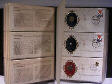 Great Historic Coins of the World -  Qty 49 Cover Coin Stamp Postmark Collection