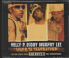 P Diddy, Nelly, Murphy Lee - Shake Ya Tailfeather CD (Single)