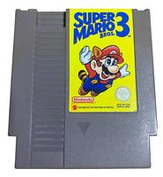 Super Mario Bros 3 Nintendo NES PAL