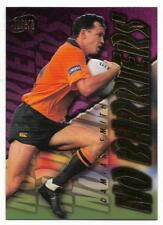 1996 Futera Rugby Union NO BARRIERS (NB9) Damian SMITH Sample