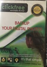 ClickFree Automatic Digital Photo Back-Up For Windows XP, Windows VISTA, & 2000