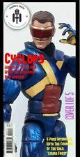 "marvel legends custom ""Hellfire Gala""Cyclops"