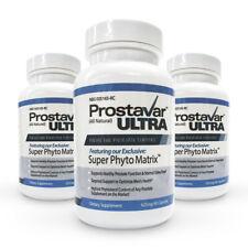 3 Bottle New Improve From Maker of Original Prostavar Ultra Prostate Support 600