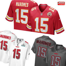Patrick Mahomes #15 Kansas City Chiefs Stitched Jersey 2020
