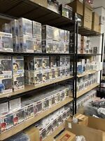 Funko 6 pack Lot $60+ Guaranteed Value Exclusives Chases and Cons Only!!!!!