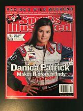 Sports Illustrated June 6, 2005 Danica Patrick Cover No label