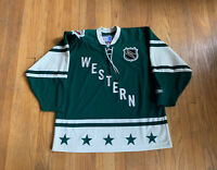 Minnesota Wild 2004 NHL All Star Game Authentic CCM Jersey Mens XL EUC Rare NHL