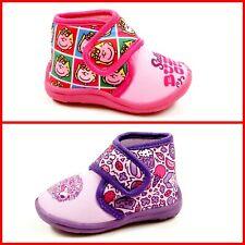 pantofole da bambina per asilo casa ciabatte a strappo antiscivolo invernali