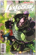 "DC Comics Action Comics 23.3 ""Lex Luthor #1""  Lenticular Cover. New 52 1st print"