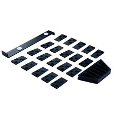 Steel Core Laminate Flooring Installation Kit with Tapping Blocks