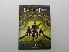 BD - Hauteville House - tome 1 - ZELDA - Duval - Delcourt - EO 2004