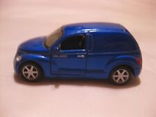 Chrysler Panel Cruiser In A Blue 139 Scale Diecast From Maisto          dc607
