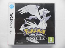 COMPLET jeu POKEMON version NOIRE 1 nintendo DS en francais spiel juego TBE