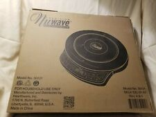 *** Nuwave induction stove limited use OUT RACK EA1-0001 ****