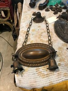 Lt 136B Antique To Drop Pendant Chandelier