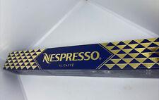 10x NESPRESSO CAPSULES - IL CAFFE  FLAVOUR - LIMITED EDITION 2020