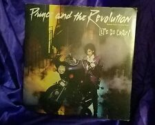 Prince and The Revolution  Let's Go Crazy 1984 45RPM First Pressing RIP