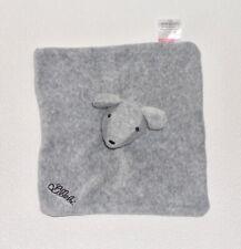 STEINBECK LILLEBI Maus Mäuschen grau als Schmusetuch Schnuffeltuch Kuscheltuch