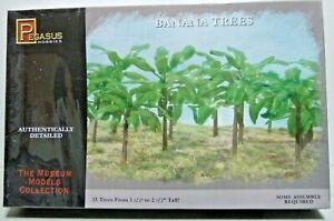 Pegasus Banana Trees Plastic Model Kit 6509