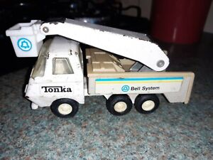 Vintage Tonka Bell System Telephone Truck Rare