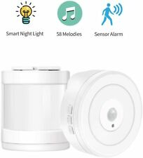 Motion Sensor Alarm Wireless Home Security Driveway Alarm Motion  Detector