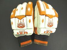 Uzi Newberry Padded Cricket Leather Gloves Right Handed Adult