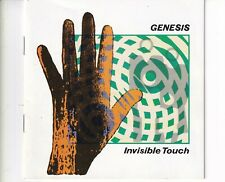 CD GENESISinvisible touchEX+ (B5748)
