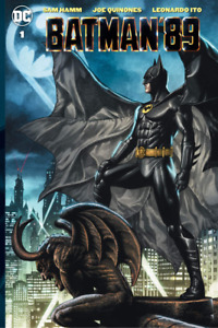 Batman '89 #1 Mico Suayan Variants