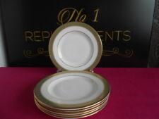 """6 x Royal Doulton Belvedere H5001 Side / Tea Plates 6.5"""" Last Set Available"""