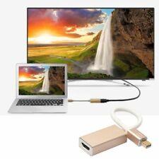 4K Mini DisplayPort DP 1.2 Thunderbolt to HDMI 2.0 Cable for Apple MacBook Air