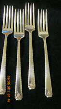 4 PRESTIGE BORDEAUX SP DINNER FORKS