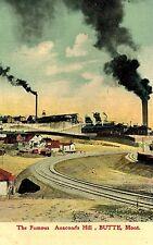 Butte,Montana,Anaconda Hill Mine,Silver Bow County,c.1909