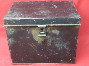 Antique Original Primitive Kreamer Bread Box